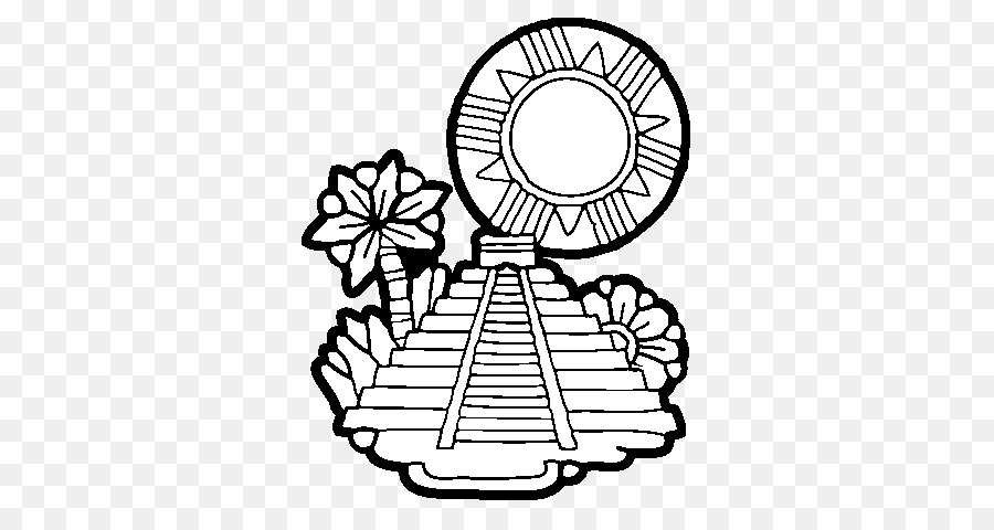 El Castillo, Chichén Itzá (Maya Templo de la civilización ...