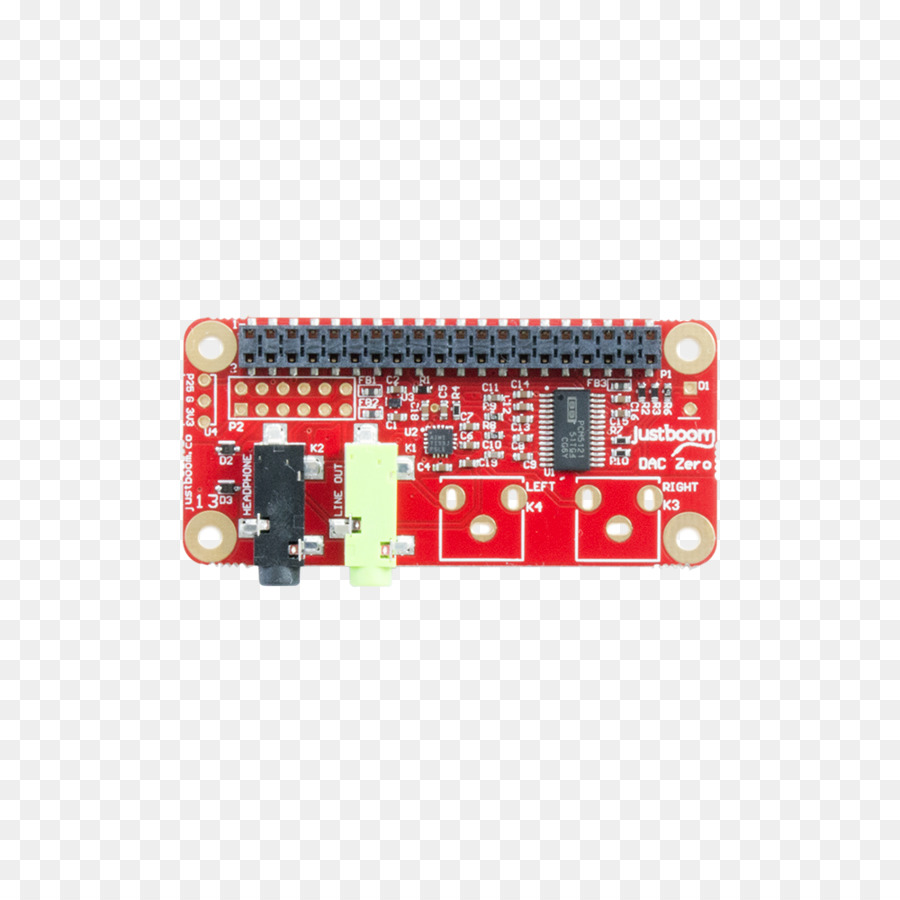 Digital To Analog Converter Raspberry Pi Electronics Amplifier Is Converters Microcontrollers Piacolada