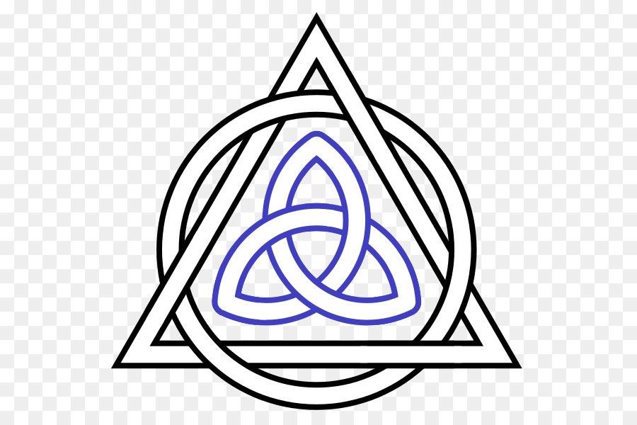 Celtic Knot Celts Triquetra Clip Art Baal Png Download 621600