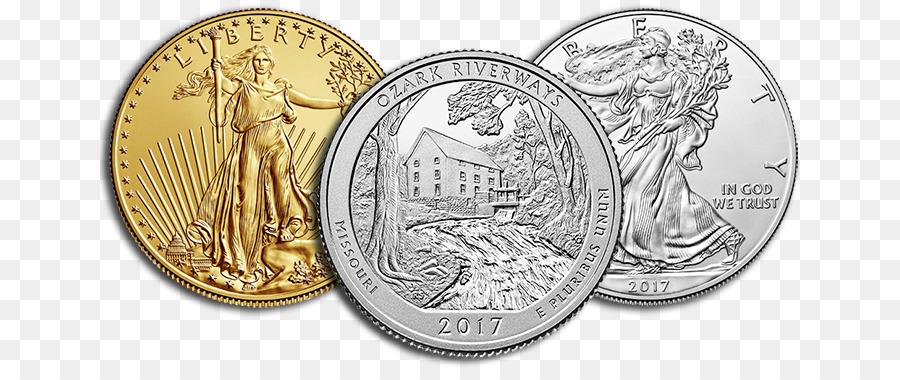 Goldcore Silver American Eagle Premium Over Spot