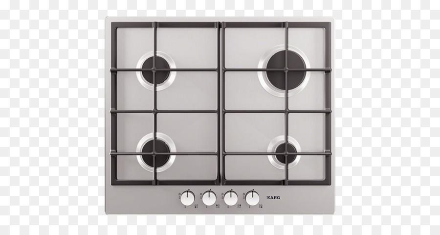 Piano cottura AEG fornelli fornelli a Gas elettrodomestici - cucina ...