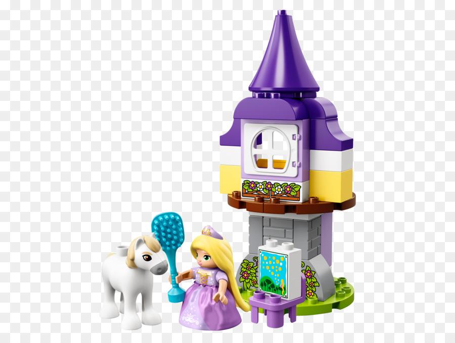 Rapunzel Belle Minnie Mouse Lego 10596 Duplo Disney Princess