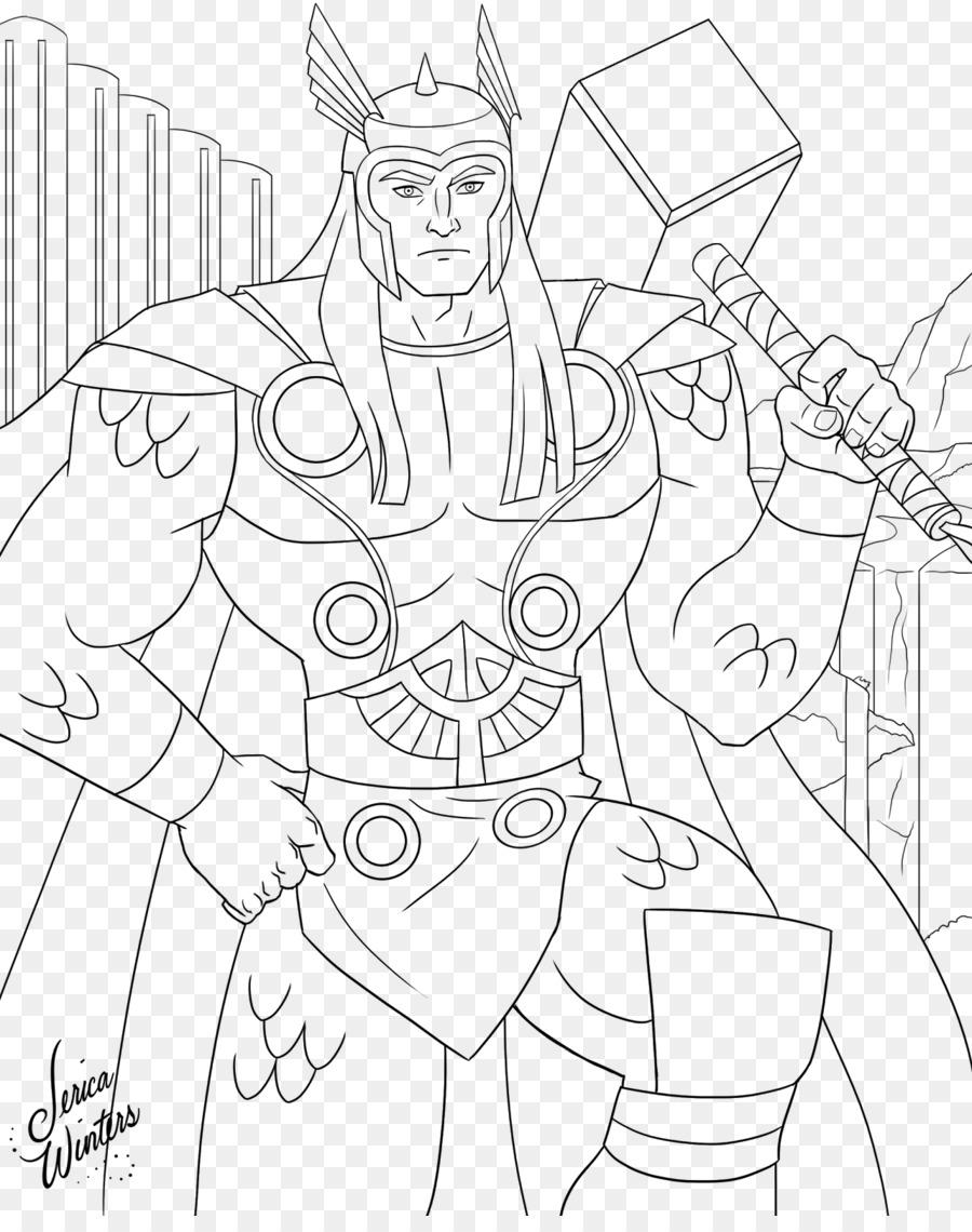 Thor Loki Iron Man Odin Hulk Others Png Download 12801600