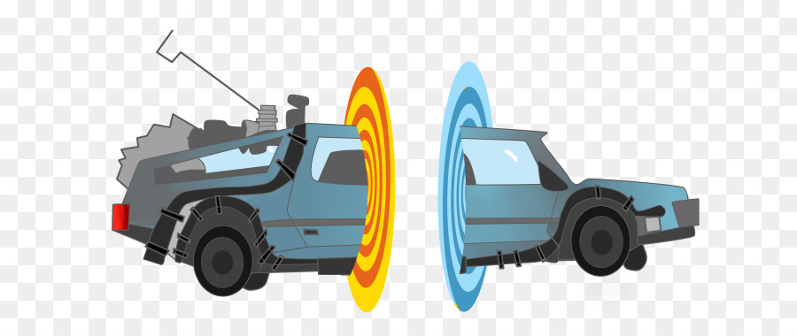 Car Delorean Dmc 12 Delorean Time Machine Back To The Future Automotive Design Car 702370 Transprent Png Free Download Motor Vehicle Vehicle