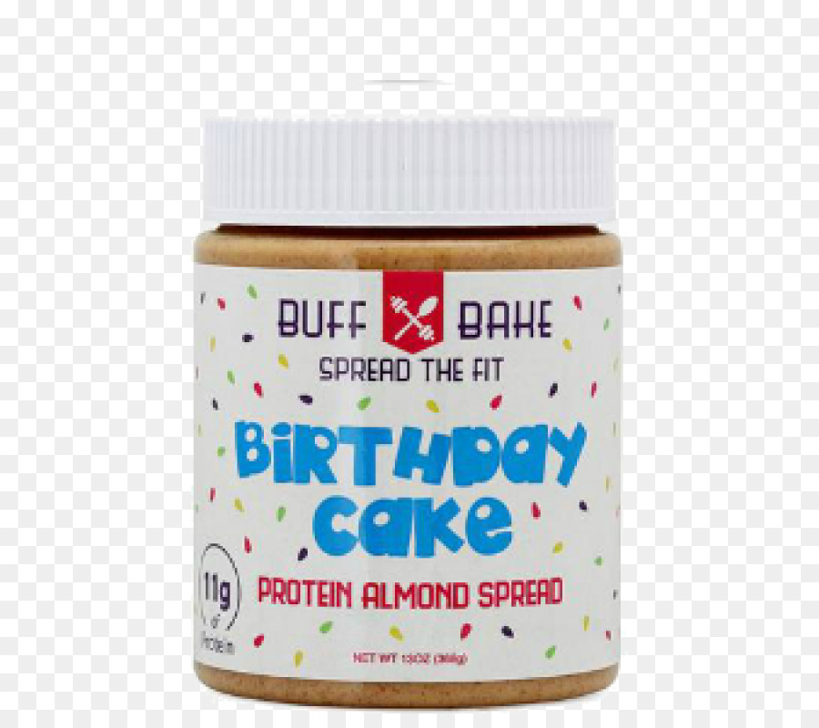 Birthday Cake Dietary Supplement Almond Butter Spread Protein