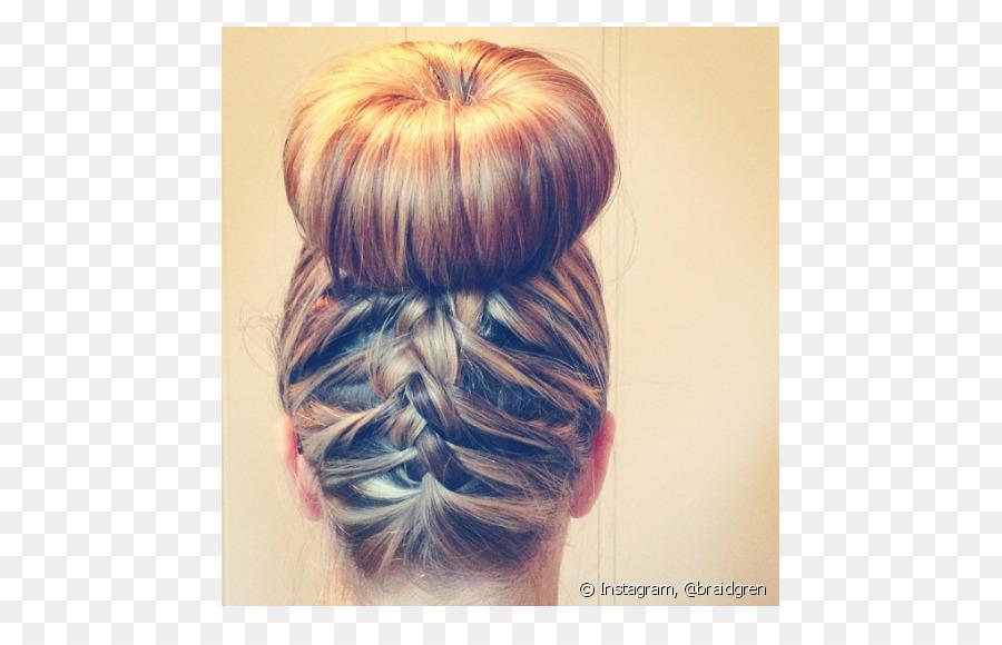 Nacken Zopf Lange Haare Frisur Make Up Ads Png Herunterladen 790