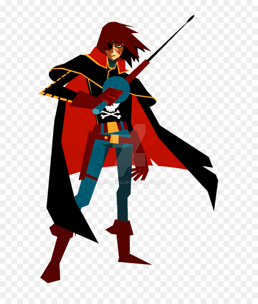 Albator Femme Pirate phantom f. harlock ii tochirō Ōyama queen emeraldas space pirate