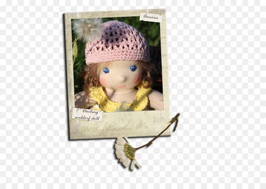 Waldorf doll Knit cap Crochet Gorro - muñeca Formatos De Archivo De ...