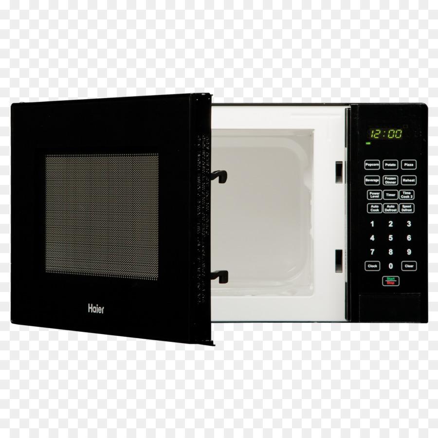 Microwave Ovens Haier 0.9 Cu Ft Microwave HMC920BE Convenience ...