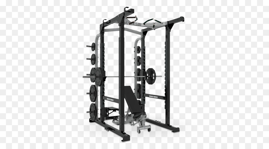 Power Rack Exercise Equipment png download - 500*500 - Free