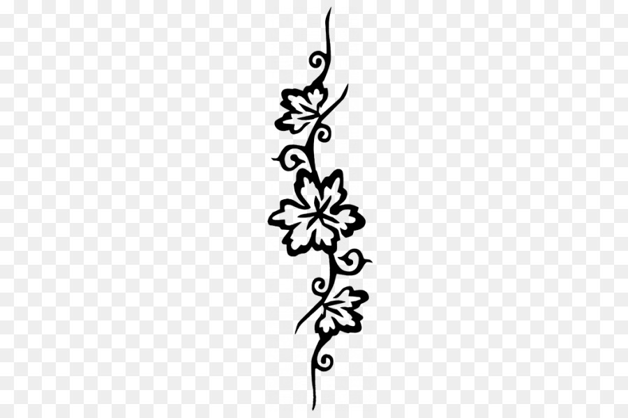 Stencil Henna Tattoo Mehndi Design Png Download 600 600 Free