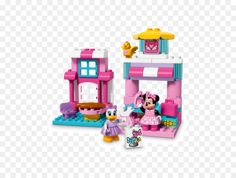 LEGO 10844 DUPLO Minnie Mouse Bow Tique Daisy Duck Lego Duplo Toy