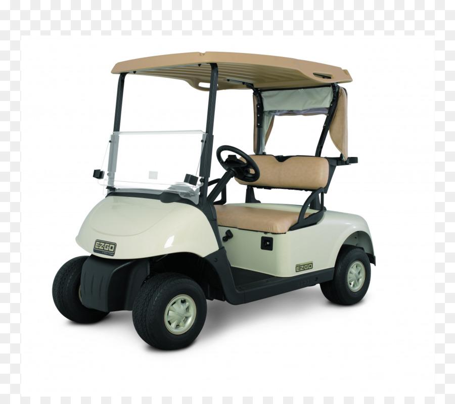 Car Golf Buggies Ezgo Cart Motor Vehicle Png