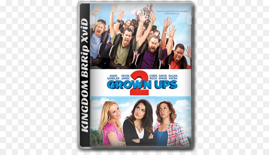 9842f9611 Grown Ups 2 Film Comedy Kevin James - others png download - 512*512 ...