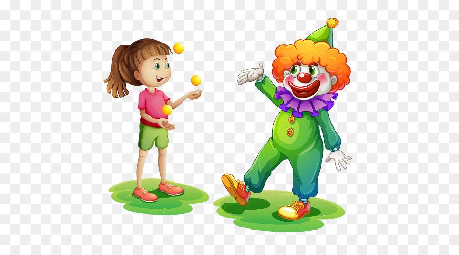 Clown Royalty Free Clipart Clown Png Herunterladen 500500