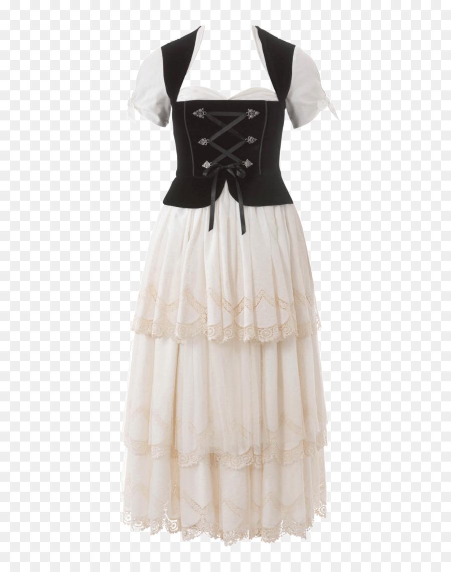 81dff04d8cc Dirndl Cocktail dress Skirt Folk costume - dress png download - 1170 1470 -  Free Transparent Dirndl png Download.