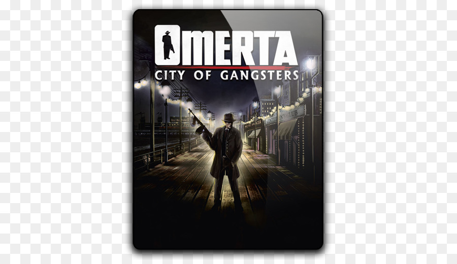 Omerta City Of Gangsters Film png download - 512*512 - Free