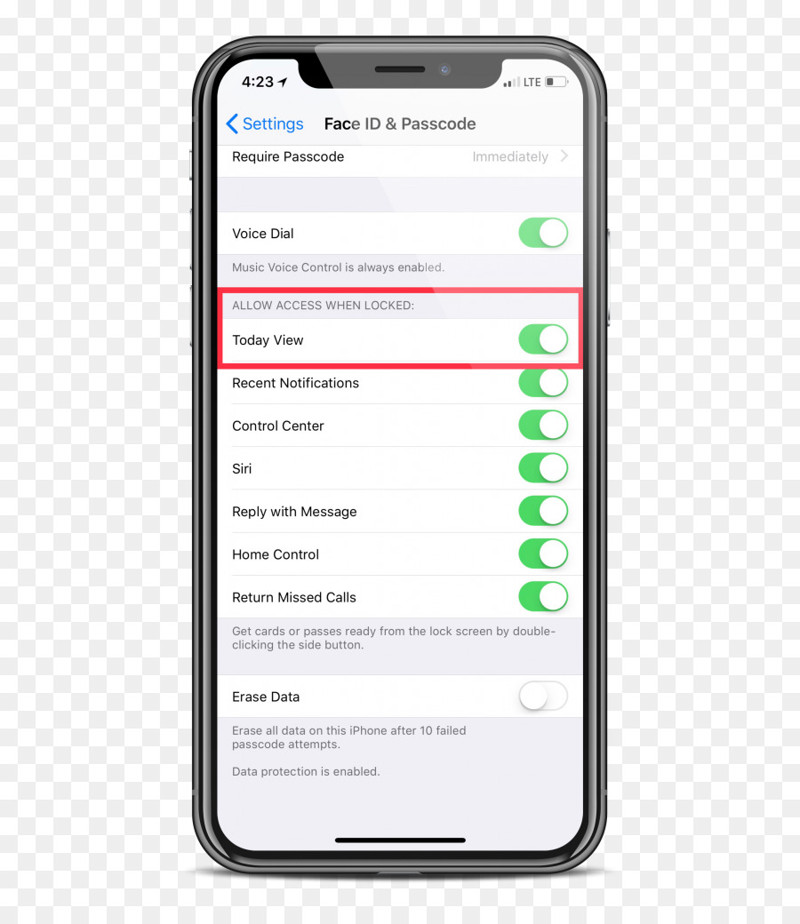 app store iphone x double click