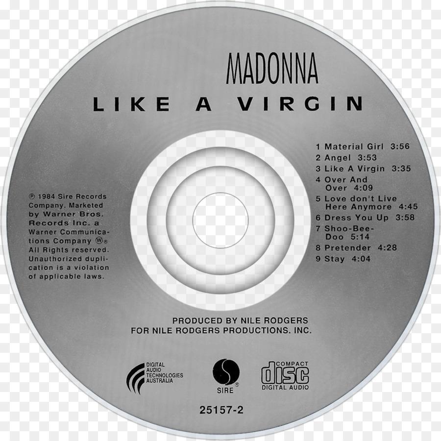 madonna like a virgin album download