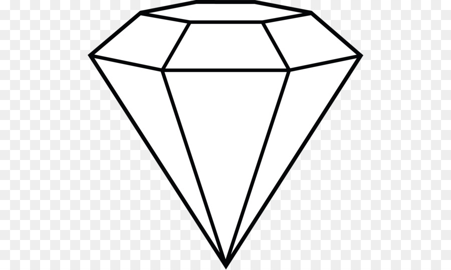 Desenho De Diamante Arte De Linha De Clip-art