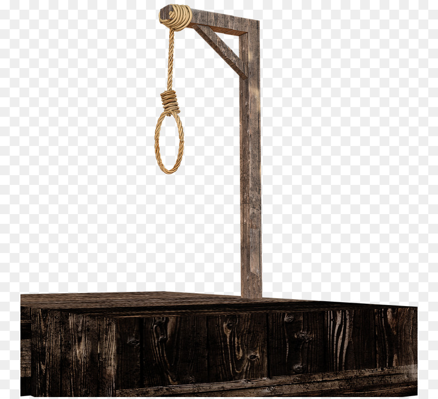 Gallows Author Death Capital punishment Criminal law - gallows png ...