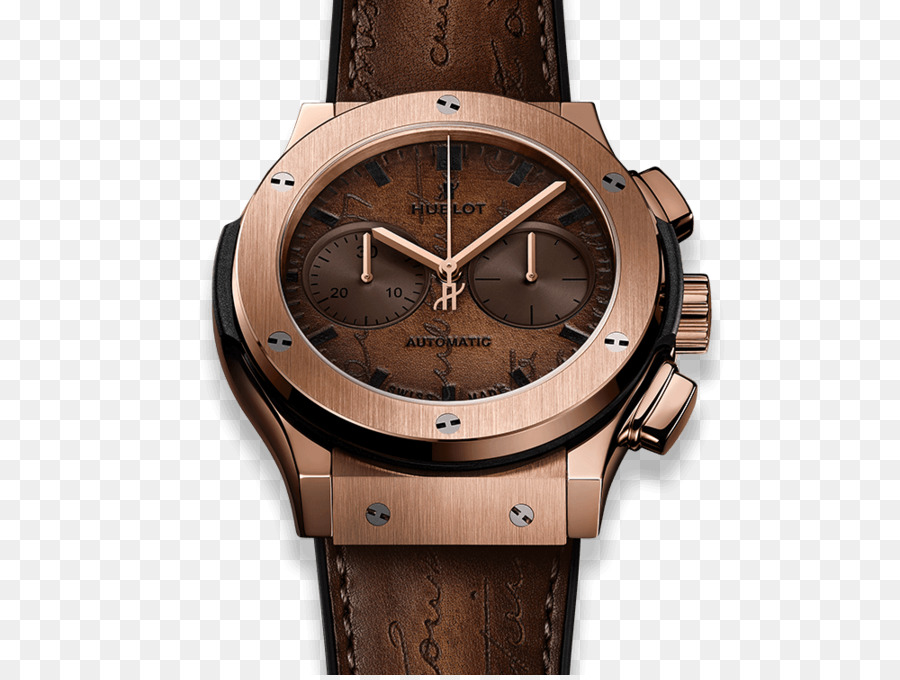88589d435a7 Relógio Hublot Classic Fusion Berluti Cronógrafo - assistir ...