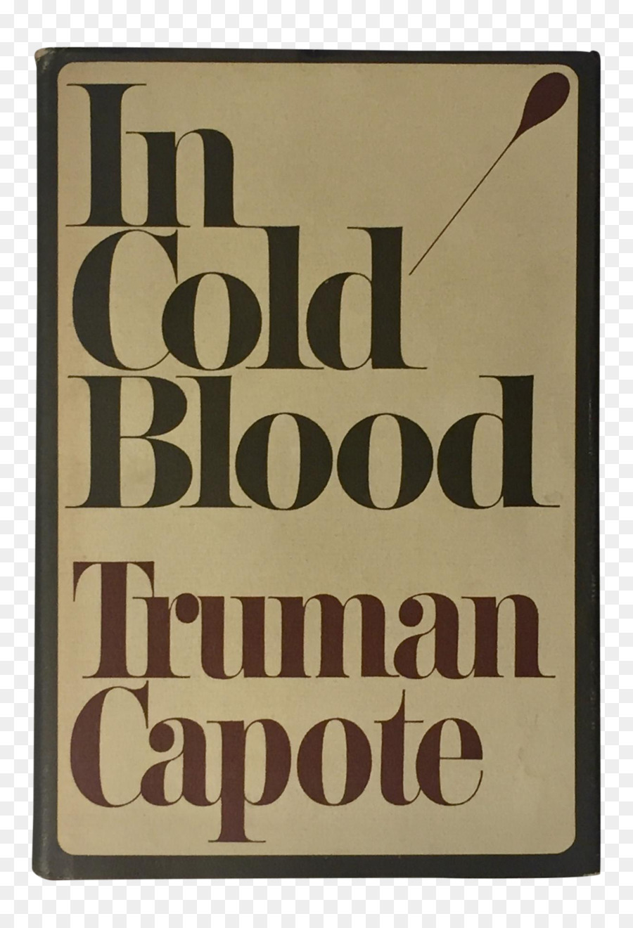 In Cold Blood Capote Pdf