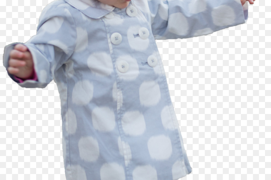 Robe Hospital Gowns Textile Sleeve - baby walk png download - 1160 ...