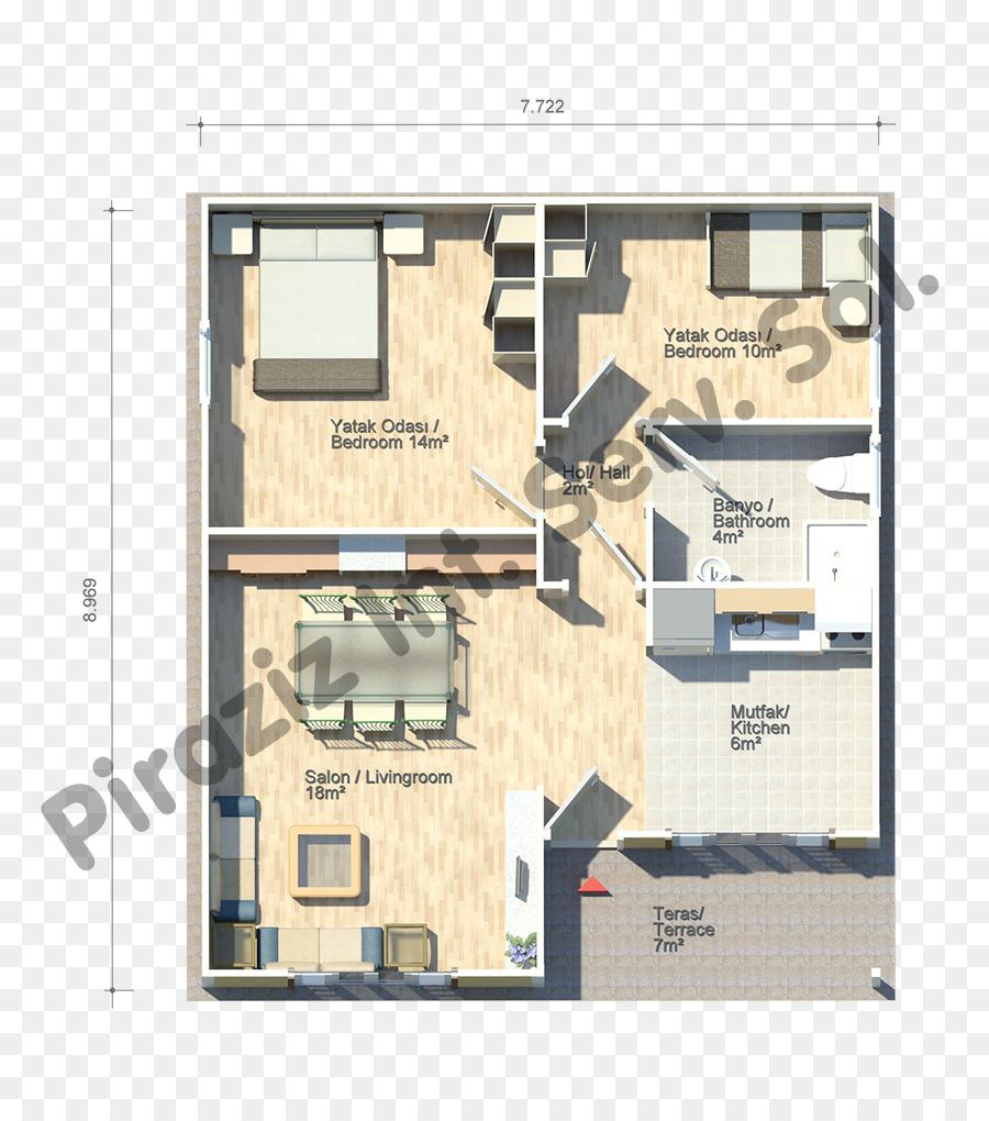 Grundriss Haus Planen Andadeiro Zimmer