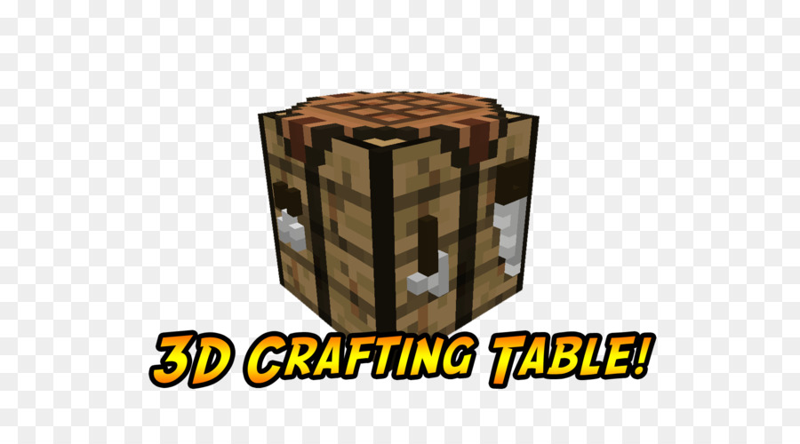 Minecraft Crafting Table Pixel Art Others Png Download 19161028