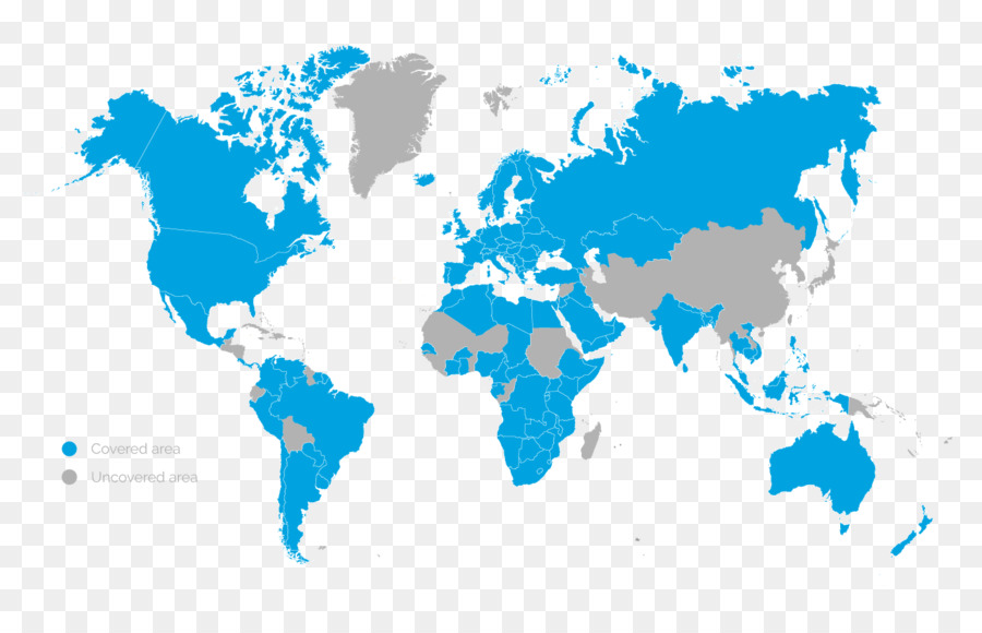 World map - world map png download - 1400*879 - Free Transparent ...