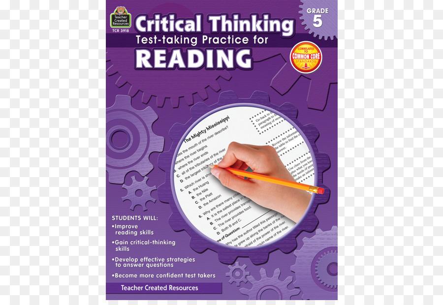 Kritisches denken Test-Aufsatz, Leseverständnis - Lesestrategien ...