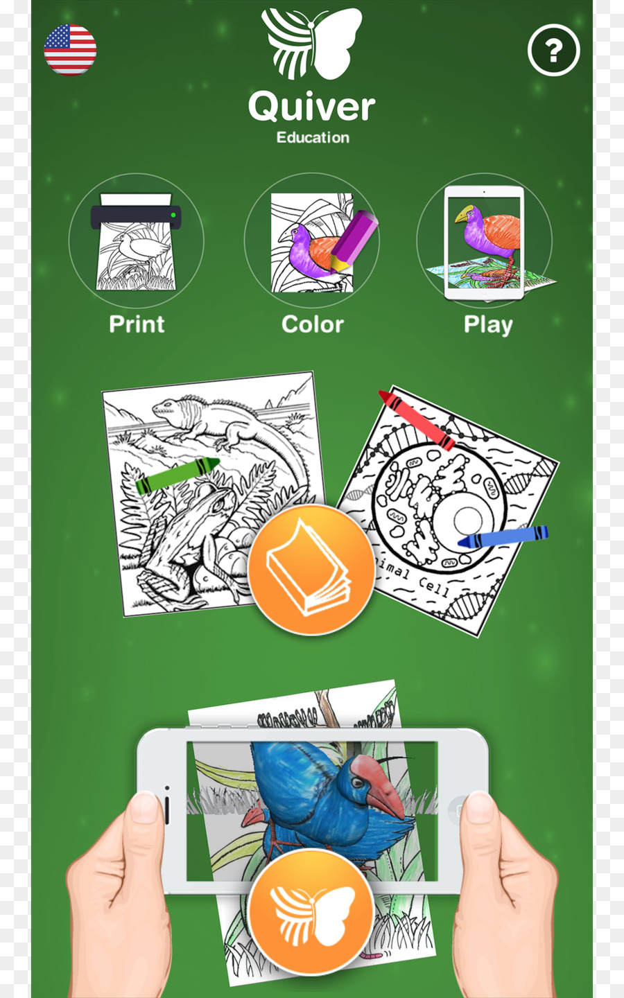 Coloring App Voxel - 3D Color by Number colouring pages - android ...
