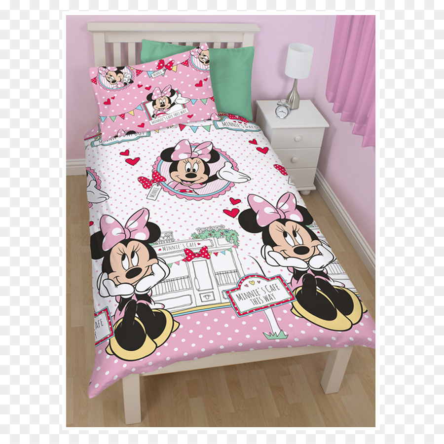 minnie mouse mickey mouse bed duvet covers parure de lit minnie mouse - Lit Minnie
