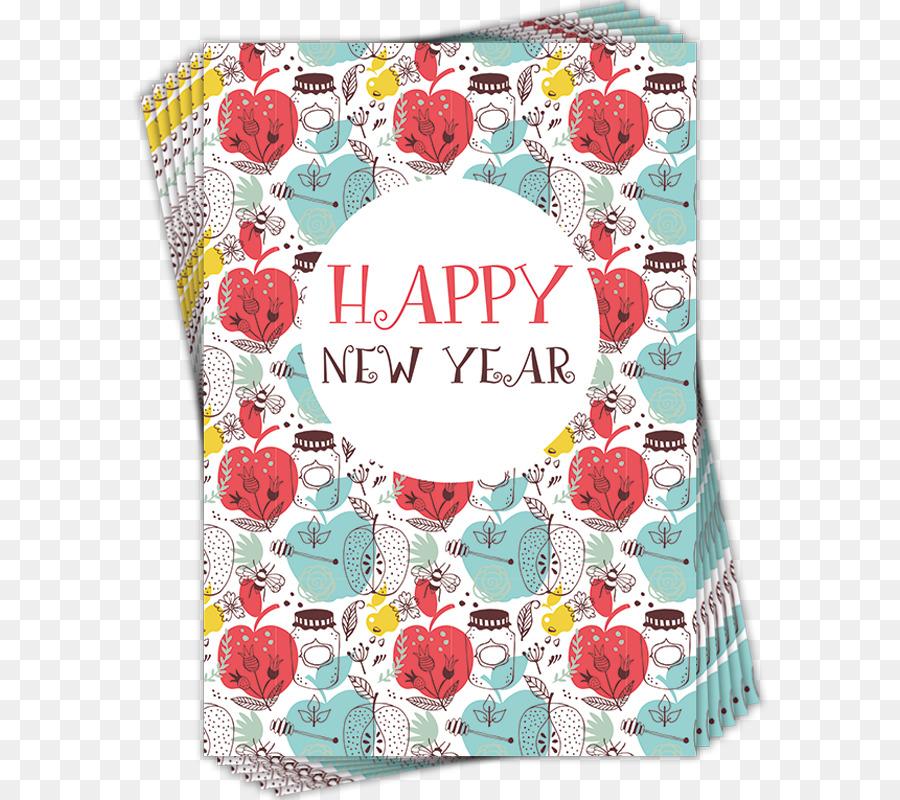 Rosh Hashanah Greeting & Note Cards Bar and Bat Mitzvah Jewish ...
