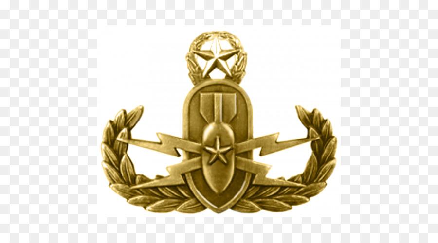 Explosive Ordnance Disposal Badge United States Navy Bomb Disposal