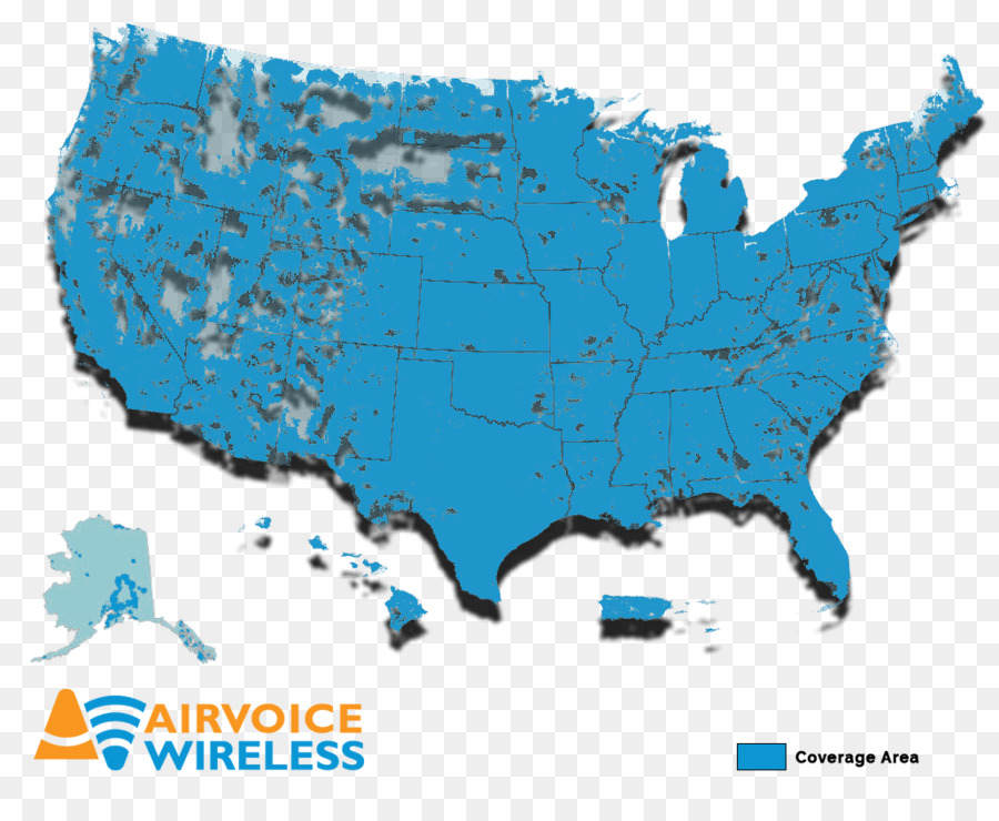 United States Coverage Map Us Cellular Mobile Phones United - Us-cellular-map