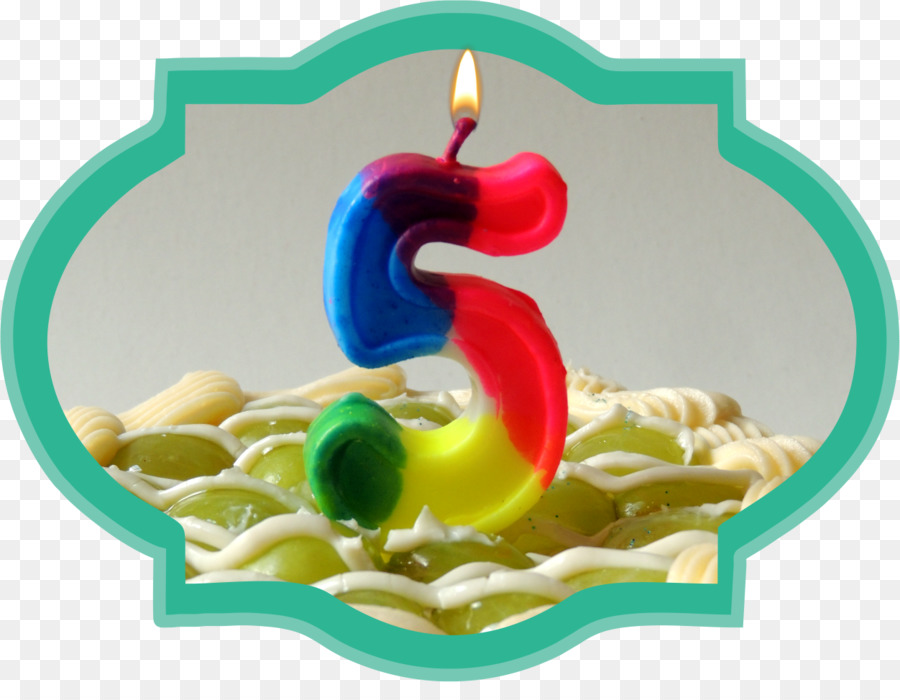 Number Candle Birthday Box 1 2 3