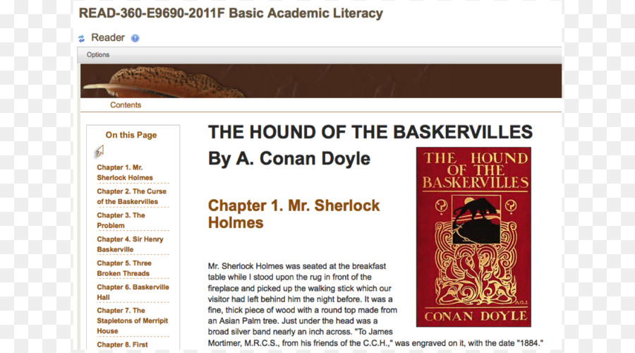 The Hound of the Baskervilles Sherlock Holmes Detective Brand Font