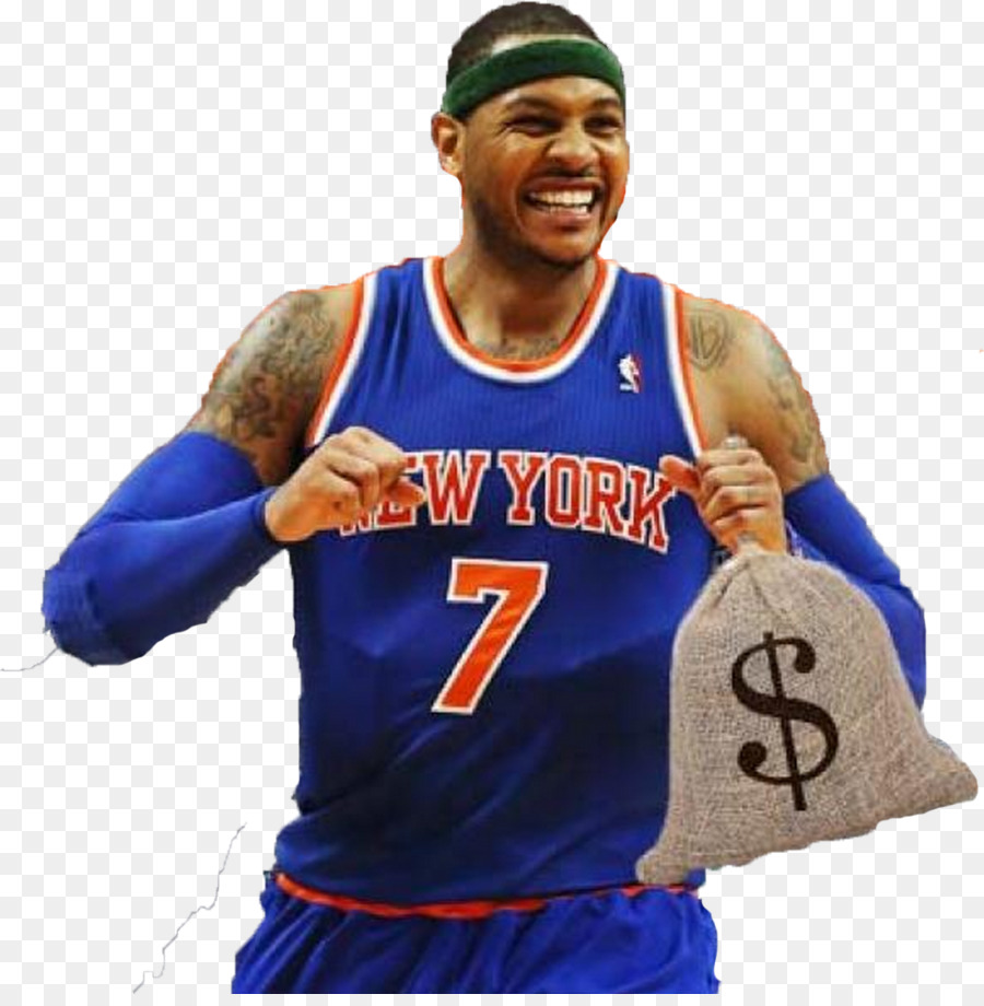 b2fbd3ac60e Carmelo Anthony New York Knicks Basketball player Oklahoma City ...