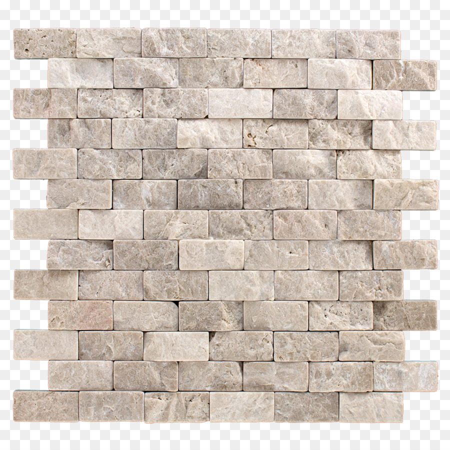Stone Wall Brick Rock Mosaic Tile   Brick