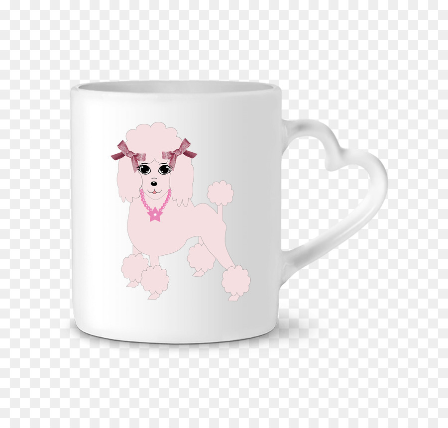 Mug Coffee cup T-shirt Teacup Horse - coeur fille png download - 690 ...