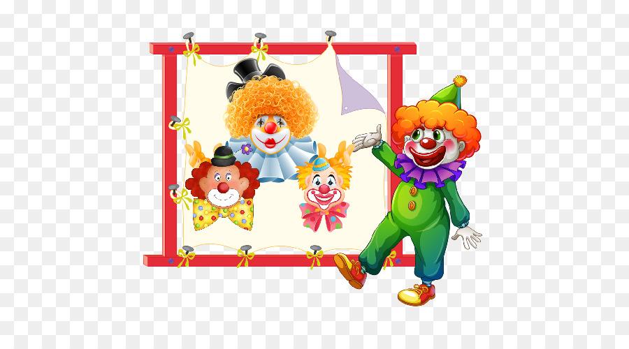 Clown Royalty Free Joker Clown Png Herunterladen 500500