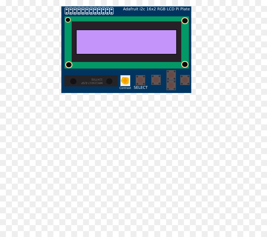 Display device RGB color model I²C Liquid-crystal display