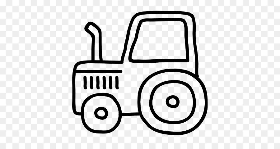 John Deere Traktör Boyama Kitabı Fendt çizim Renk Traktör Png