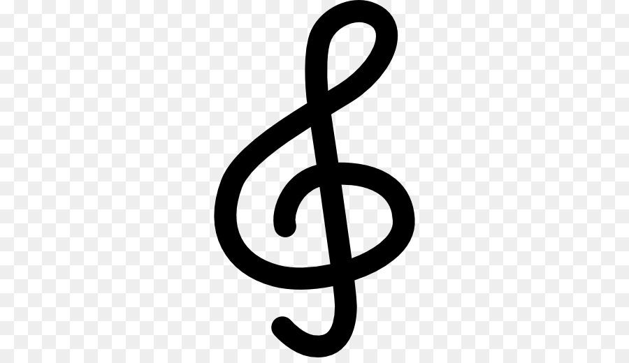 Nota Musicale Chiave Di Violino Alti Nota Musicale Scaricare Png