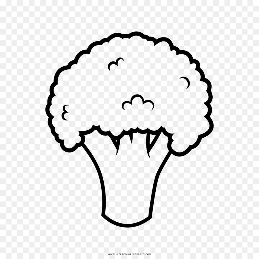 Brokoli Makanan Teh Putih Brokoli Unduh Wajah Putih Ekspresi