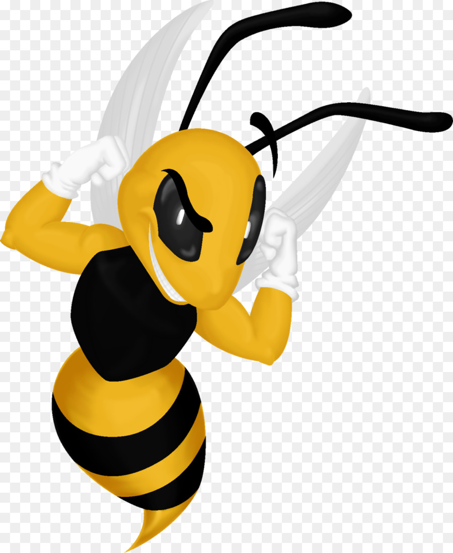 Yellow Jacket Png Download 1024 1251 Free Transparent Honey Bee