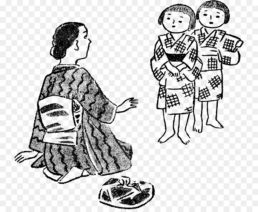 Ibu Jepang Kissing