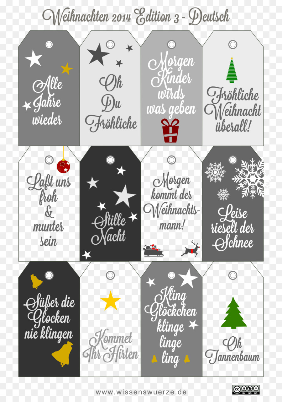 Label Paper Christmas Gift Template - christmas png download - 1033 ...